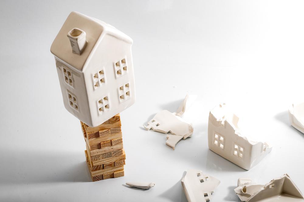 اعتبار قرضی - خانه ناپایدار